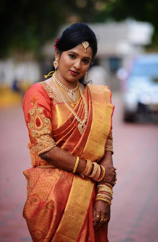 (32) Swank Studio - Sandhya looks gorgeous for her reception......