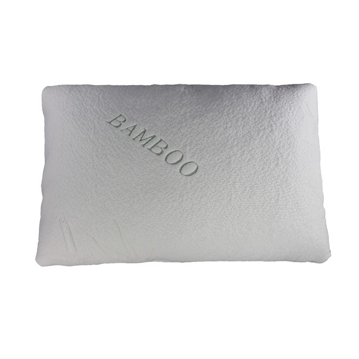 Natural Touch Bamboo Memory Foam Traditional Pillow