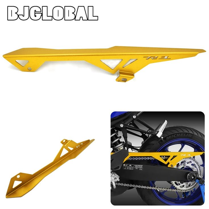 47.48$  Watch here - http://alirwo.worldwells.pw/go.php?t=32758299203 - CNC Aluminum Motorcycle R3 Rear Chain Guard Cover Protector For Yamaha Yzf -R3 2015-2016