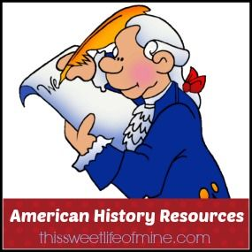 Some great resources for teaching American history...