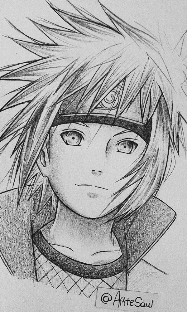 61 New Trend And Awesome Manga And Anime Drawing Style Page 25 Anime Drawing Styles Anime Drawings Naruto Sketch