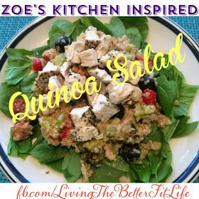 Living The Better Fit Life With Ashley Zoes Kitchen