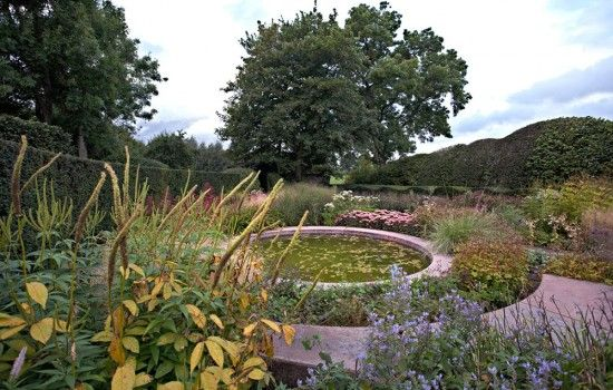 Piet oudolf private garden location thews west cork for Piet oudolf private garden