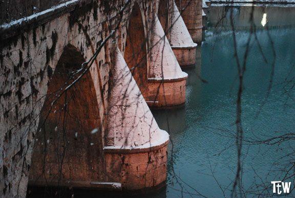 Il ponte sulla Drina - Višegrad (Bosnia Erzegovina)
