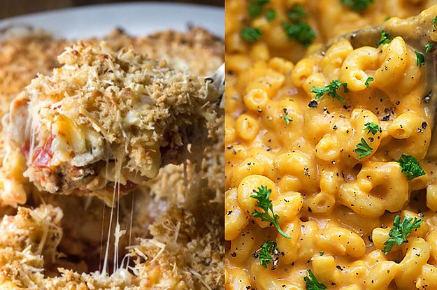 16 Mouthwatering Reasons To Eat More Cheesy Pasta