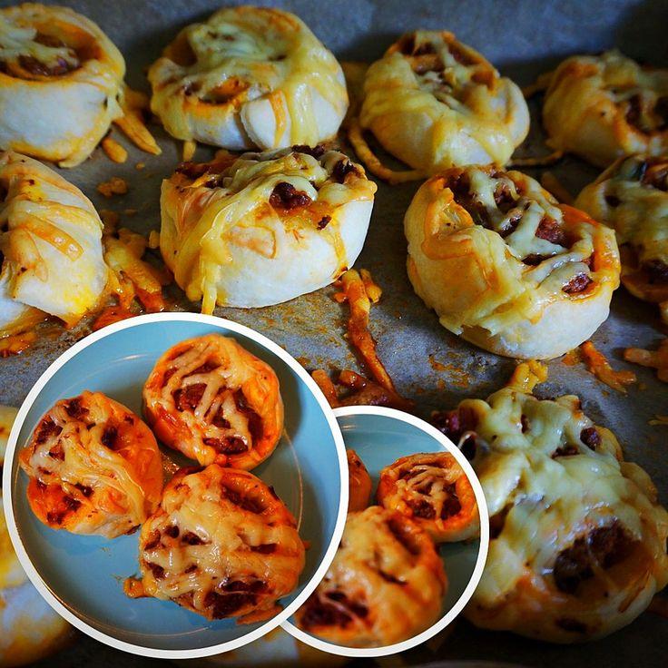 tuerkische Pizzabroetchen a la Lahmacun | Rezepte