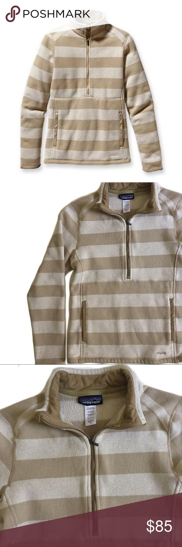 Patagonia Better Sweater Patagonia Sweater with Stripes in Great Preowned Condition 💕 Patagonia Sweaters