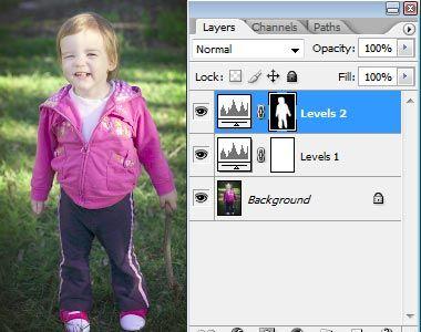 Photoshop Tutorials: Some Layer Mask Tricks