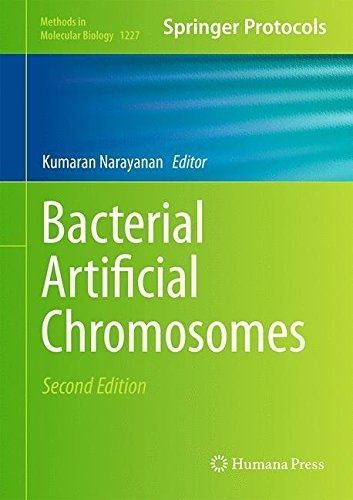 I'm selling cheap ebook -- Bacterial Artificial Chromosomes (Methods in Molecular Biology) -- $55