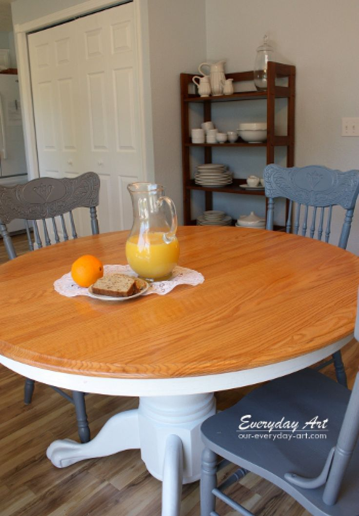 Round & Socialable Table - Country Living Collection (Furniture) - The