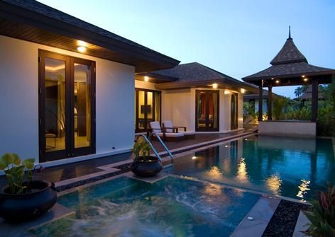 Traditional Thai Architecture Elements Contemporary