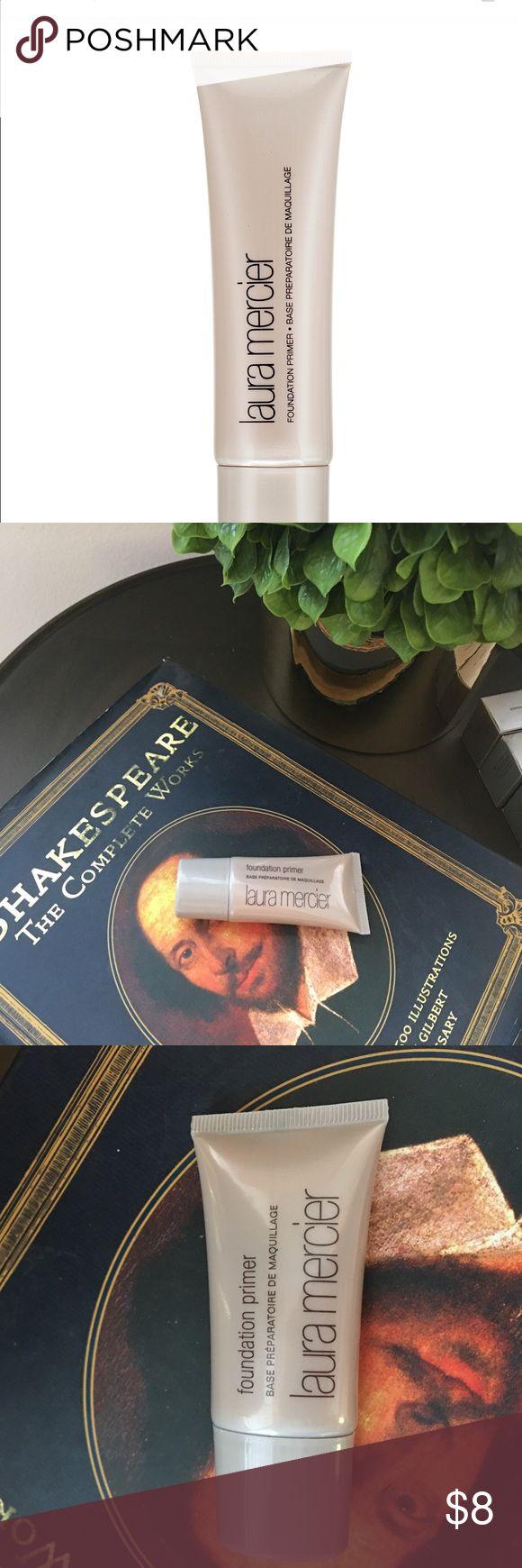 Brand New Unopened Laura Mercier Foundation Primer Brand new! laura mercier Makeup Face Primer