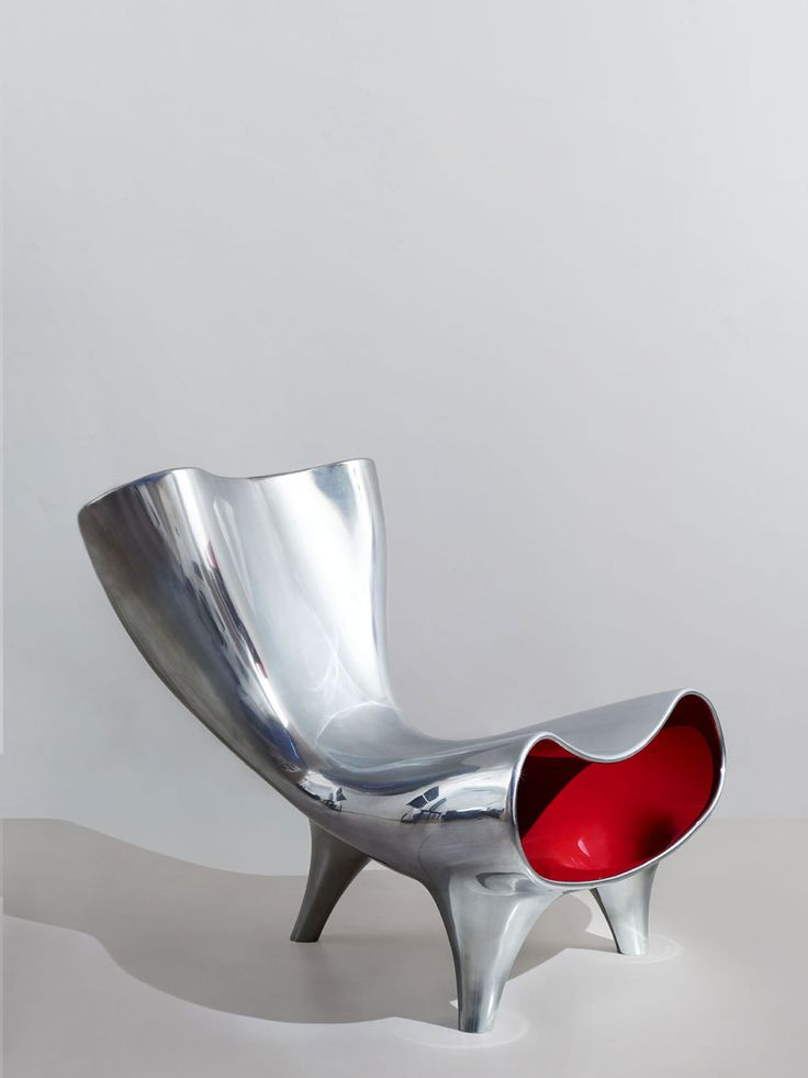 Marc Newson,Fauteuil Orgone - Galerie Downtown