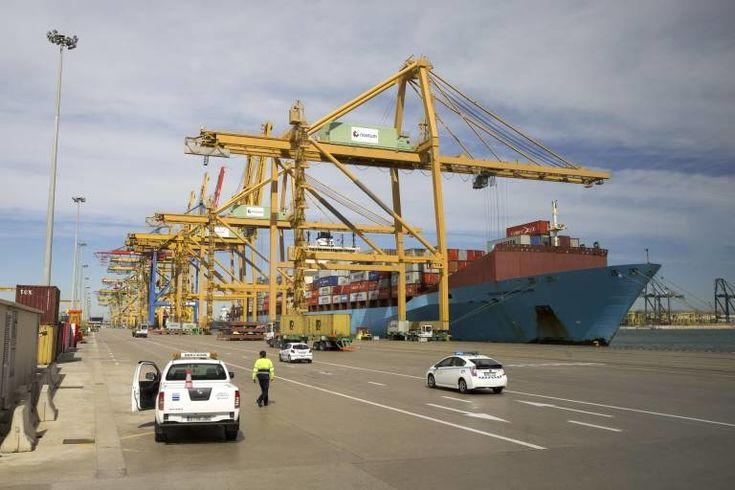 El Puerto de Valencia roza los 4 millones de TEU hasta octubre, un 1,65% más - Valencia Plaza
