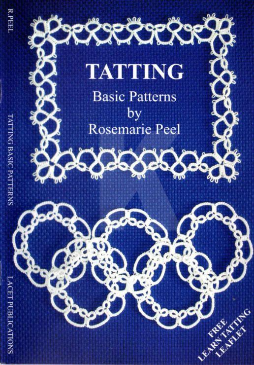 Gallery.ru / Фото #1 - Tatting. Basic Patterns by Rosemarie Peel - mula