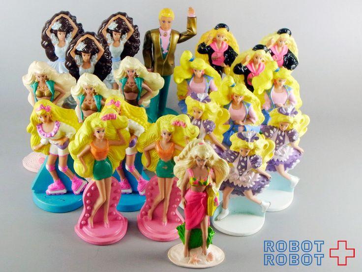 マテル : マクドナルドのバービー McDonald Barbie