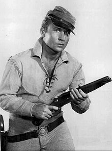 Nick Adams The Rebel 1959.  Died of overdose. Was friends with James Dean and Elvis.