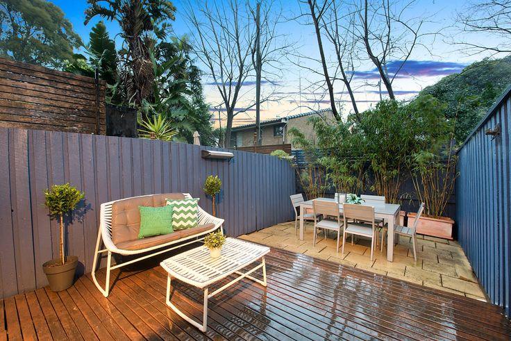 #Annandale #InteriorDesign #Interior #Design #ForSale #Gardening #Landscape #Timber #Deck #Green