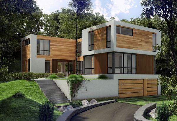 La madera en el diseño arquitectonico