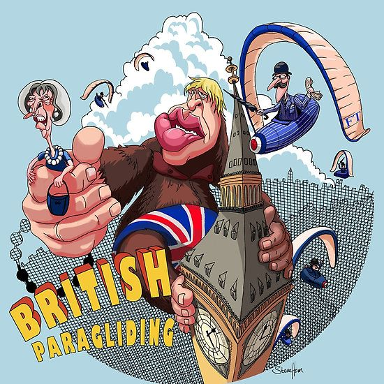 British Paragliding