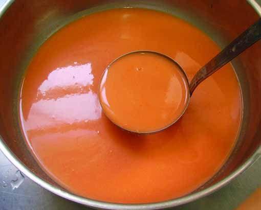 ガスパチョ☆夏定番!冷製スープ – スペイン小料理ア・ラ・ウルコ