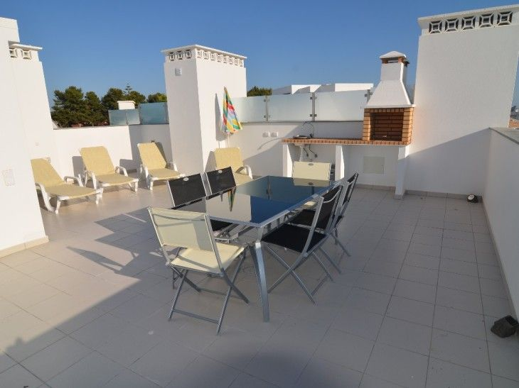 Roof Terrace Apartment 3 - pictures, photos, images