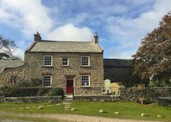 The Farmhouse at A Corner of Eden | United kingdom Cumbria England. An indulging stay: exquisite decor, cosy fire, honesty bar, champagne hamper... Wellies & Barbours to borrow for yomps in Dales or Lakes