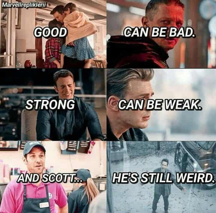 25 Best Endgame Memes From Avengers – Sofia Wagner