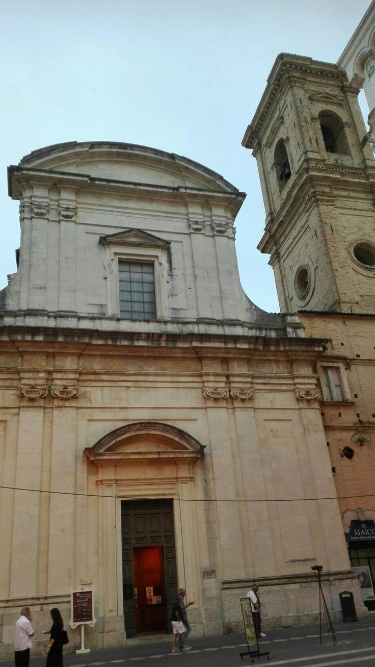 Chieti, museo diocesano San Domenico al Corso