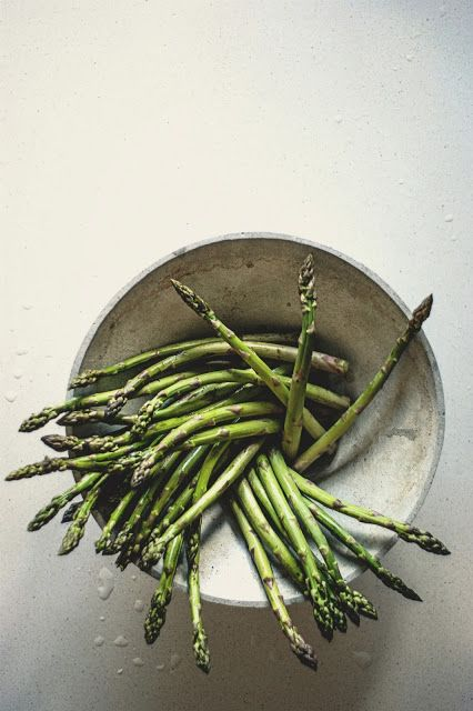 asparagus || one of my favorite things <3