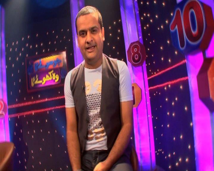 Jo Soye Ga Live game Show Dawn News TV Set by Ali Raza