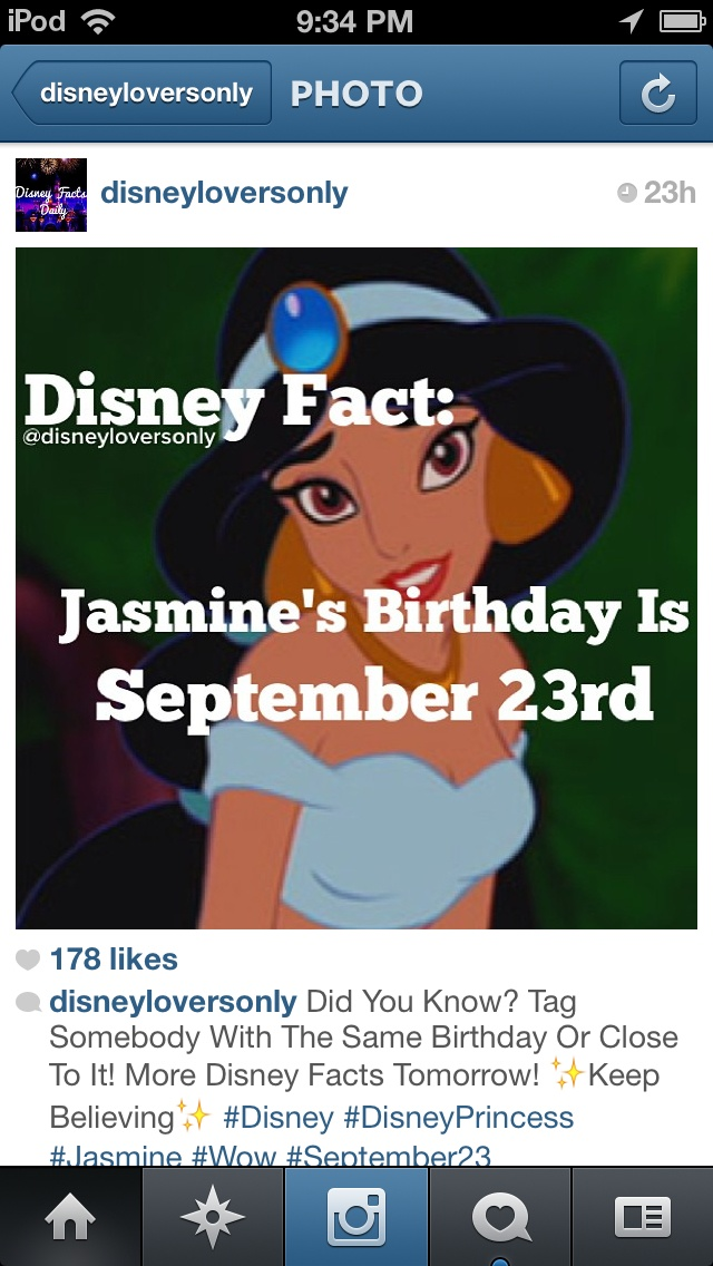 That's 2 days after my birthday!!!