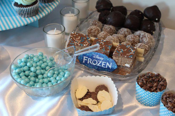 Frozen lolly buffet