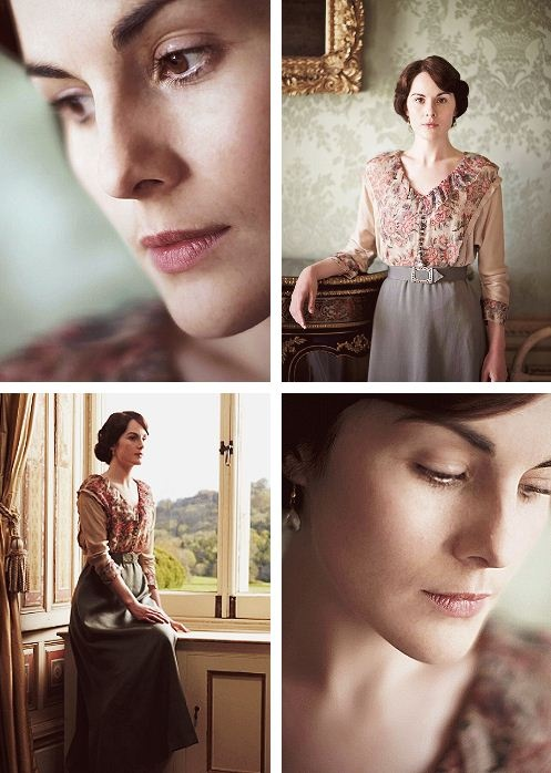 Lady Mary- I love this photography! I think it's why I love this show so much! The artistic eye for detail in everything from color schemes, fashion, lighting....it's just beautiful