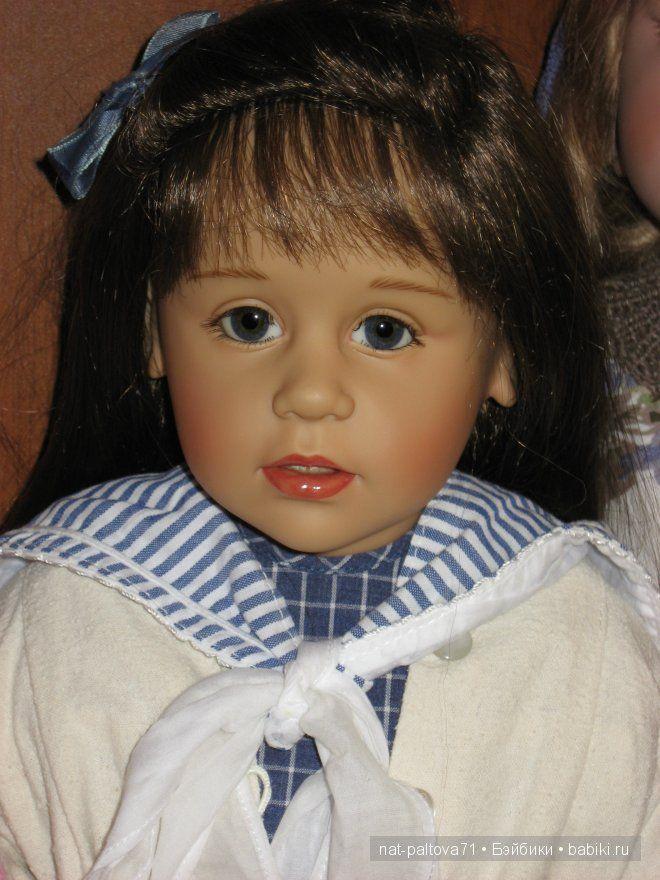 Мои малышки - Никола, Ронья и Анна от Sissel B. Skille / Другие коллекционные куклы / Бэйбики. Куклы фото. Одежда для кукол