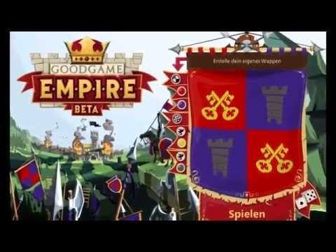 لعبة الامبراطورية Goodgame| Empire-Game| لعبة Goodgame-Empire