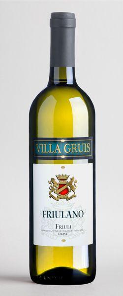 La Delizia - Villa Gruis FRIULANO Friuli.