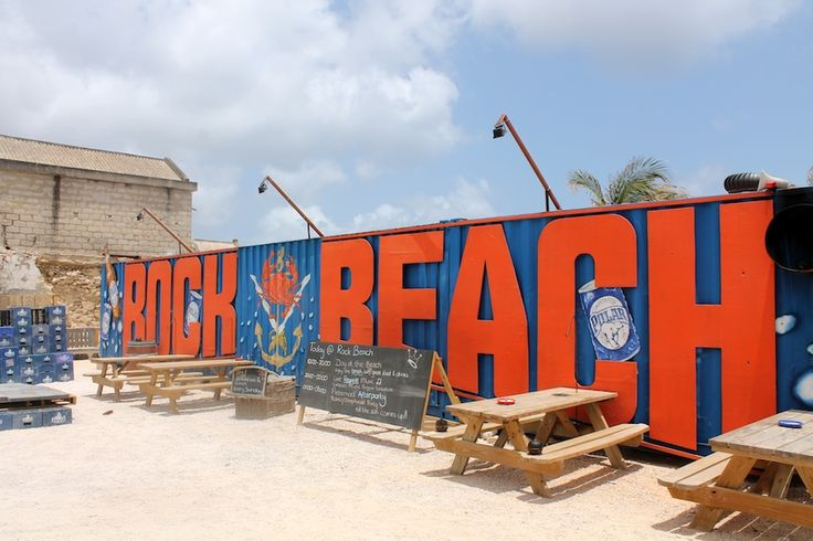 Rock Beach Bar