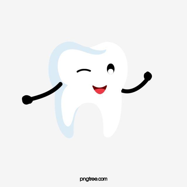 Gambar Gambar Kartun Digambar Tangan Yang Digambar Tangan Gigi Putih Indah Png Dan Psd Untuk Muat Turun Percuma Kartun Menggambar Tangan Gambar Kartun