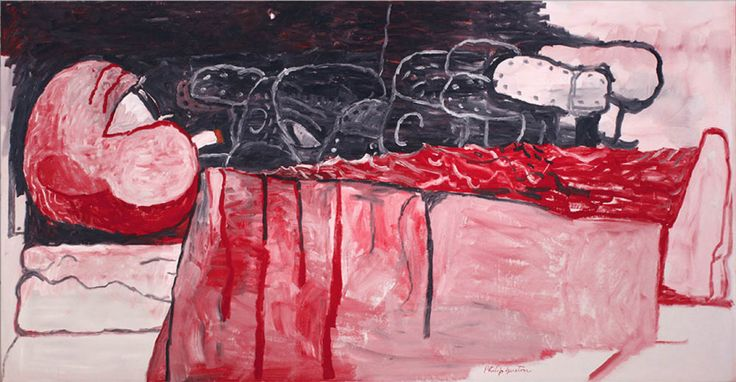 Waking Up by Philip Guston on Curiator - http://crtr.co/25vg.p