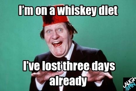 Tommy Cooper. Every funny.