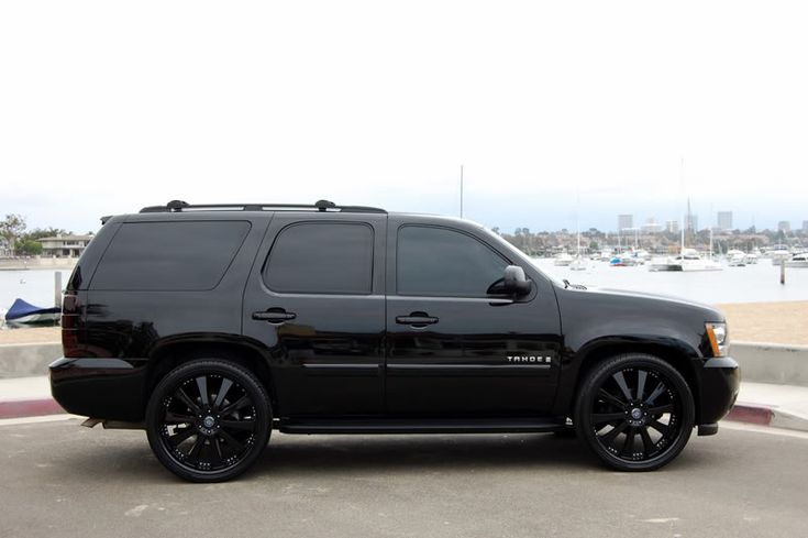Black on black nice