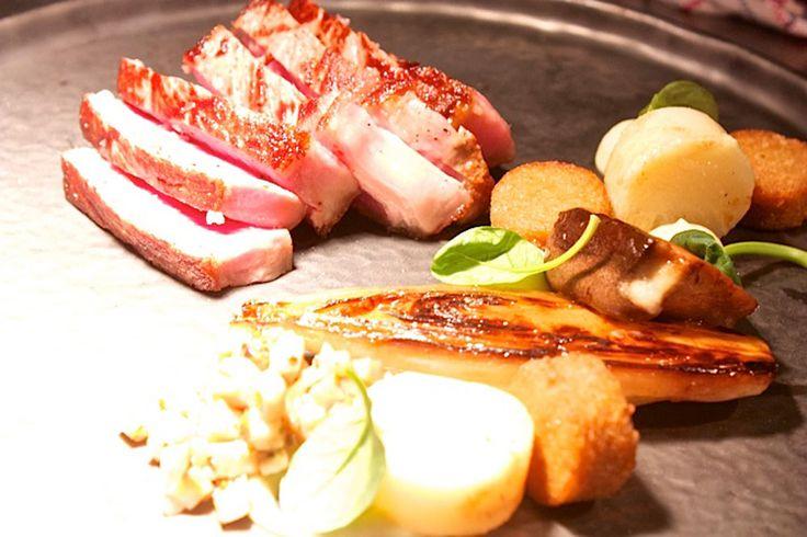 Sinne Amsterdam upscale restaurant : Très bon rapport / qualité prix ! Savoureux et délicieux !