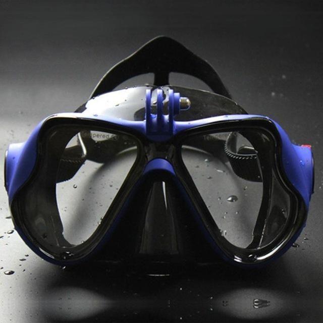 Underwater Camera Diving Mask Scuba Snorkel Swimming - T