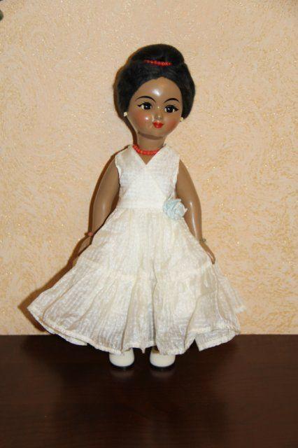 Жемчужины моей коллекции антикварная французская пара Petitcollin и кубинка 1970-х ивановской фабрики игрушек / Коллекции винтажных кукол и игрушек нашего детства / Бэйбики. Куклы фото. Одежда для кукол