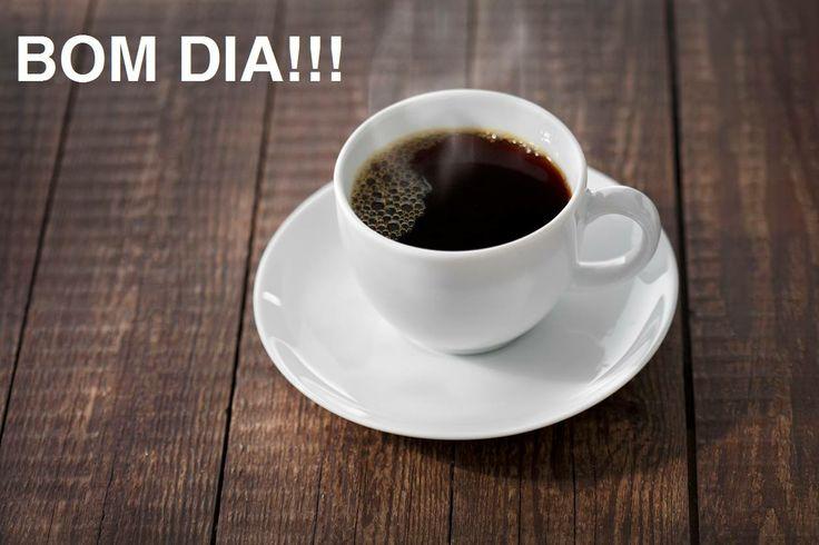 Bom Dia Com Cafe: Bom Dia! Uma Xícara De Café Pela Manha Ajuda A Aliviar As