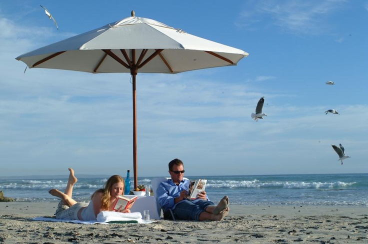 Choose to honeymoon at Grootbos Private Nature Reserve, South Africa - secluded beaches and luxury.