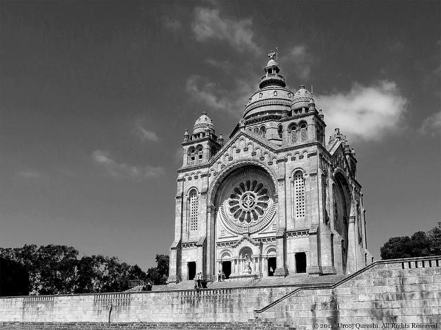 Santuário de Santa Luzia, Viana do Castelo, #Portugal #Travel