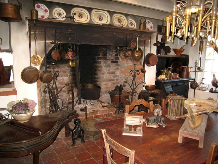 60 best images about 18th 19th century kitchens on for 18th century cuisine