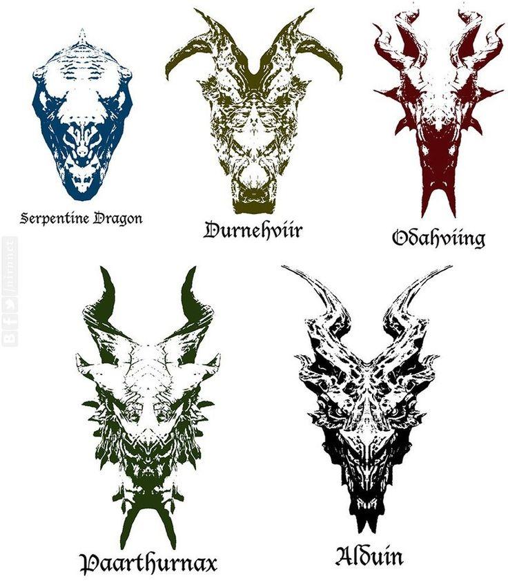 Dawnbreaker Skyrim Tattoo